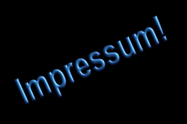 Impressum Impressumspflicht